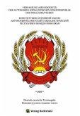 Verfassung (Grundgesetz) der Autonomen Sozialistischen Sowjetrepublik der Wolgadeutschen 1937
