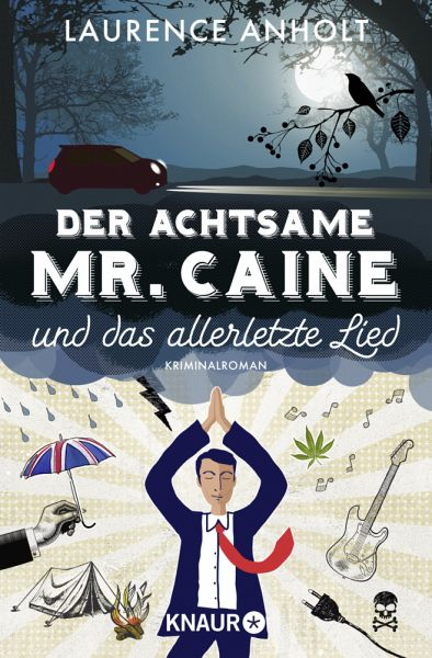 Buch-Reihe Vincent Caine ermittelt