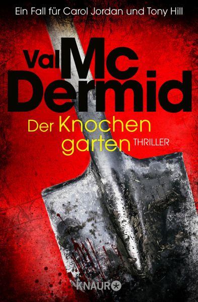 Buch-Reihe Tony Hill & Carol Jordan von Val McDermid