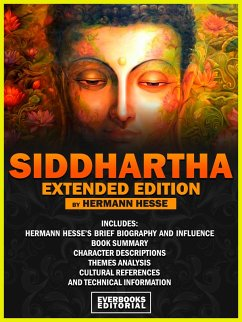 Siddhartha (Extended Edition) - By Hermann Hesse (eBook, ePUB) - Editorial, Everbooks; Editorial, Everbooks