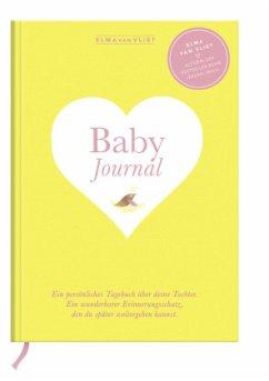 Elma van Vliet Baby Journal Tochter - Vliet, Elma van