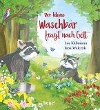 Der kleine Waschbär fragt nach Gott - ein Bilderbuch für Kinder ab 2 Jahren