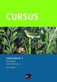 Cursus - Neue Ausgabe 1 Arbeitsheft