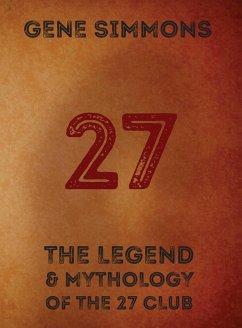 27 (eBook, ePUB) - Simmons, Gene