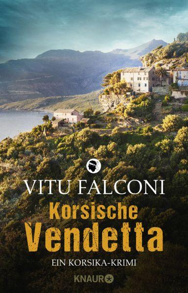 Buch-Reihe Korsika-Krimi