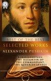 Selected works of Aleksander Pushkin (eBook, ePUB)