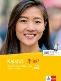 Kaishi! A2. Kursbuch mit Audios