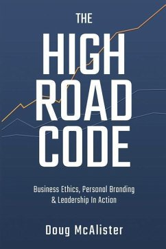 The High Road Code - McAlister, Doug
