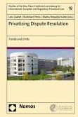 Privatizing Dispute Resolution (eBook, PDF)