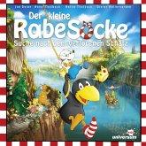 Der kleine Rabe Socke - Suche nach dem verlorenen Schatz (MP3-Download)