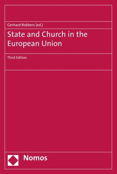 State and Church in the European Union (eBook, PDF)