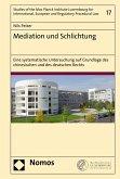 Mediation und Schlichtung (eBook, PDF)