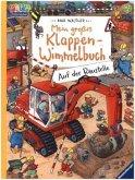 Mein großes Klappen-Wimmelbuch: Auf der Baustelle (Restauflage)