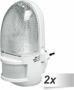 2x REV Nachtlicht mit Bewegungsmelder