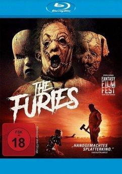 The Furies - Dodds,Airlie/Ngo,Linda/Ferguson,Taylor/+
