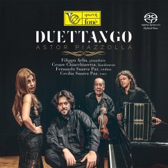 Duettango - Arlia,Filippo/Chiacchiaretta/Suarez Paz