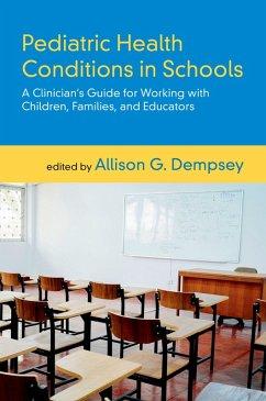 Pediatric Health Conditions in Schools