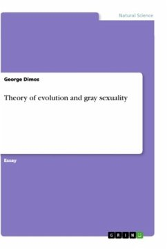 Theory of evolution and gray sexuality