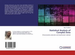 Statistical Analysis of Complex Data
