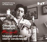 Maigret und die kleine Landkneipe / Kommissar Maigret Bd.11 (4 Audio-CDs)