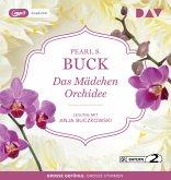 Das Mädchen Orchidee, 2 MP3-CD