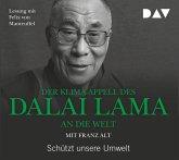 Der Klima-Appell des Dalai Lama an die Welt. Schützt unsere Umwelt, 1 Audio-CD