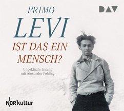 Ist das ein Mensch?, 6 Audio-CD - Levi, Primo
