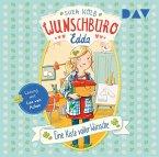 Eine Kiste voller Wünsche / Wunschbüro Edda Bd.1 (1 Audio-CD)