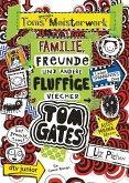 Toms geniales Meisterwerk (Familie, Freunde und andere fluffige Viecher) / Tom Gates Bd.12