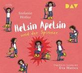 Helsin Apelsin und der Spinner, 4 Audio-CD
