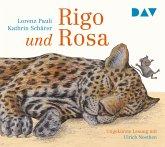 Rigo und Rosa - 28 Geschichten aus dem Zoo und dem Leben, 1 Audio-CD