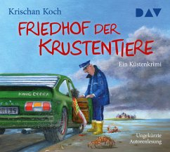 Friedhof der Krustentiere / Thies Detlefsen Bd.8 (5 Audio-CDs) - Koch, Krischan