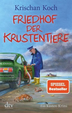 Friedhof der Krustentiere / Thies Detlefsen Bd.8 - Koch, Krischan