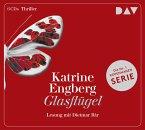 Glasflügel. Ein Kopenhagen-Thriller, 6 Audio-CD