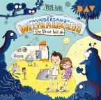 Eine Klasse hebt ab / Der wundersame Weltraumzoo Bd.2 (2 Audio-CDs)