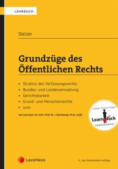 Grundzüge des Öffentlichen Rechts - Stelzer, Manfred; Eisenberger, Iris
