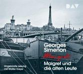 Maigret und die alten Leute / Kommissar Maigret Bd.56 (4 Audio-CDs)