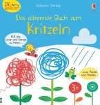 Kleine Kreativ-Werkstatt: Das allererste Buch zum Kritzeln