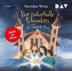 Vier zauberhafte Schwestern und der magische Stein (Sonderausgabe zum Film), 2 Audio-CD