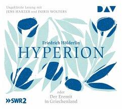 Hyperion oder Der Eremit in Griechenland, 5 Audio-CD - Hölderlin, Friedrich