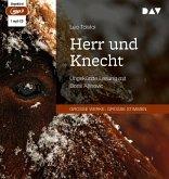 Herr und Knecht, 1 MP3-CD
