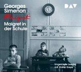 Maigret in der Schule / Kommissar Maigret Bd.44 (4 Audio-CDs)