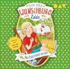 Alles Grüne kommt von oben / Wunschbüro Edda Bd.3 (1 Audio-CD)