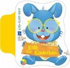Klipp-Klapp-Buch Kalli, das Kaninchen (Mängelexemplar)