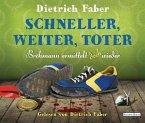 Schneller, weiter, toter / Henning Bröhmann Bd.4 (6 Audio-CDs) (Mängelexemplar)