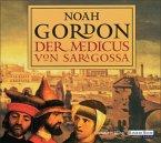 Der Medicus von Saragossa, 6 Audio-CDs (Mängelexemplar)