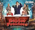 Doktor Proktors Zeitbadewanne / Doktor Proktor Bd.2 (4 Audio-CDs) (Mängelexemplar)