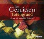 Totengrund / Jane Rizzoli Bd.8 (6 Audio-CDs) (Mängelexemplar)