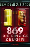 869 - Die einzige Zeugin (eBook, ePUB)