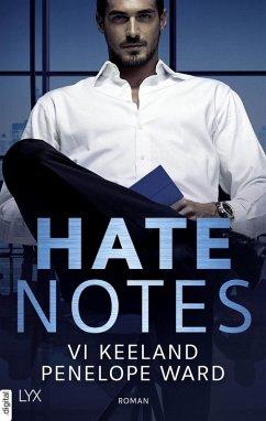 Hate Notes (eBook, ePUB) - Ward, Penelope; Keeland, Vi